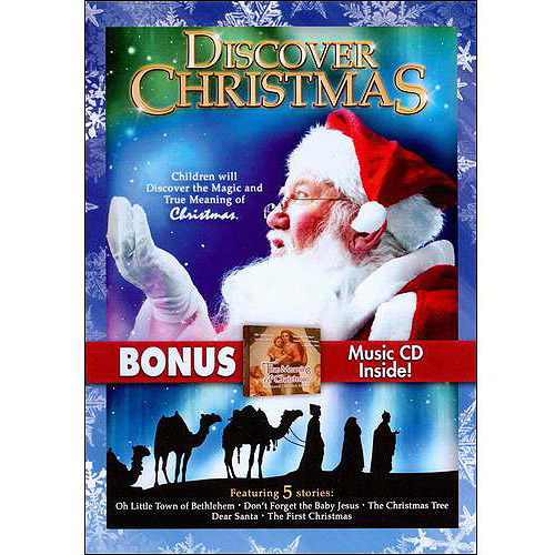 Discover Christmas (With The Meaning Of Christmas CD) (Full Frame)