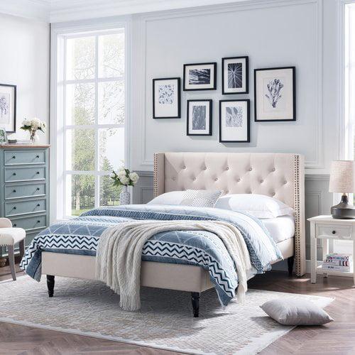 Alcott Hill Chelsea Traditional Bed Frame