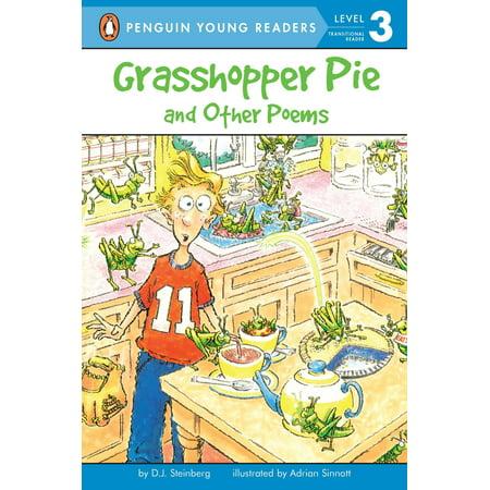 Grasshopper Pie and Other Poems (Jesus Adrian Romero A Sus Pies En Vivo)