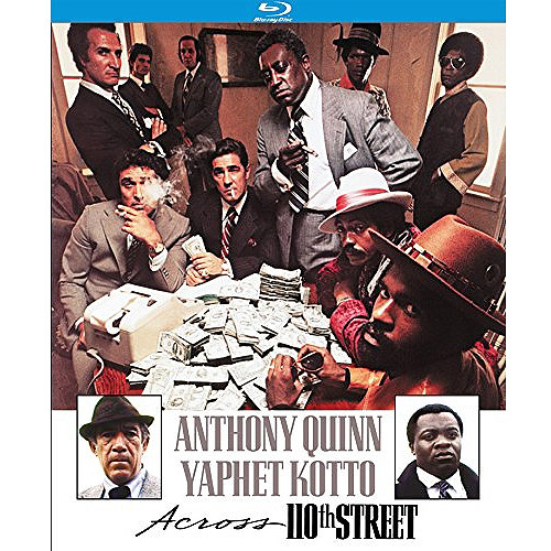 Across 110th Street (1972) (Blu-ray)