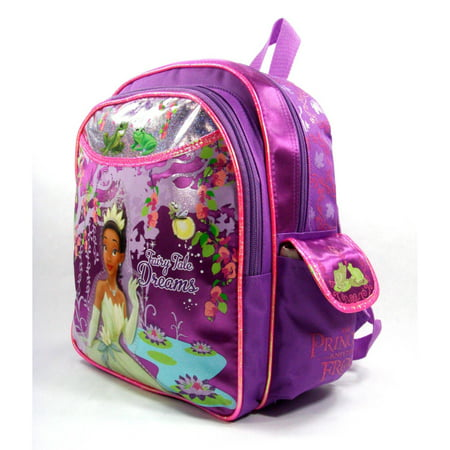 Small Backpack - - Princess and the Frog - Evening Star New Bag 500177 - Princess With A Backpack