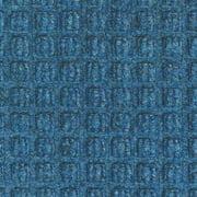ANDERSEN 02000560416070 Waterhog Classic(TM)Mat, Med Blue, 4x16ft