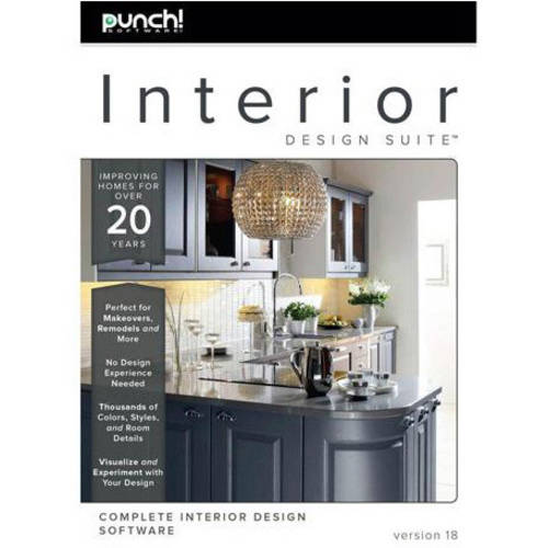 WD Encore 8129746 Punch Interior Design Suite V18 (Email Delivery)