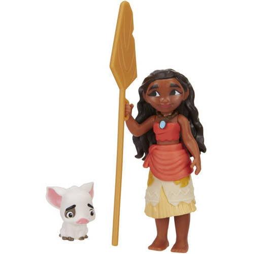 Disney Moana of Oceania and Pua by Hasbro