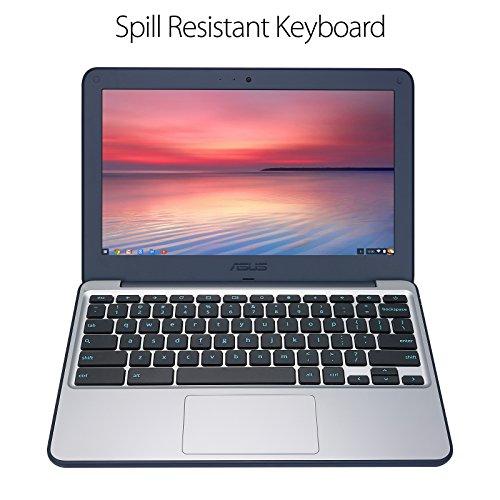 "Asus Chromebook C202SA-YS02 11.6"" Chromebook - Intel Cele..."