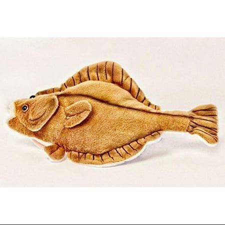 "17"" Flounder Fish Plush Stuffed Animal Toy"