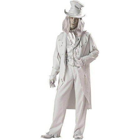 Ghostly Gent Adult Halloween - Ghostly Costumes
