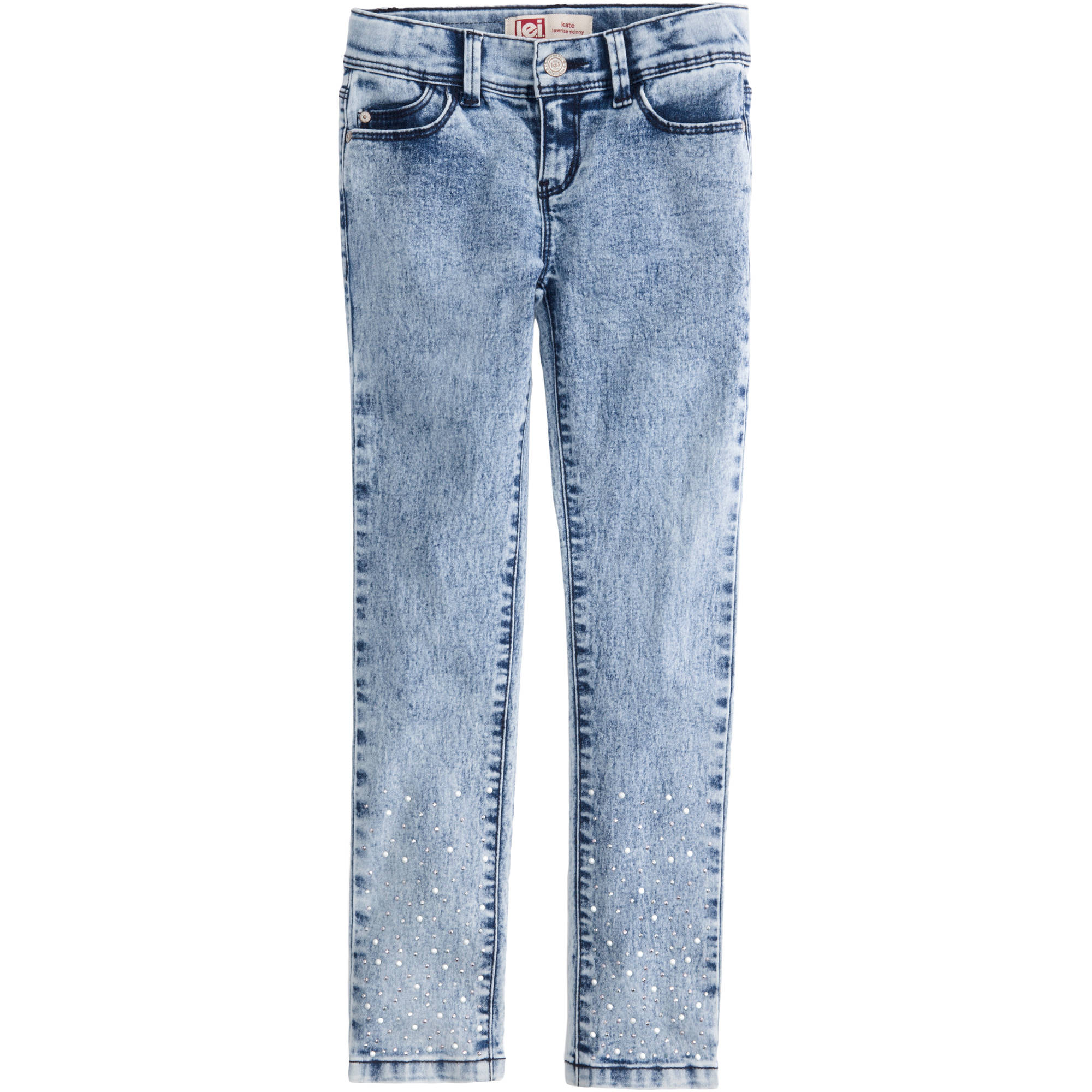 L.E.I. Girls' Super Skinny Jean