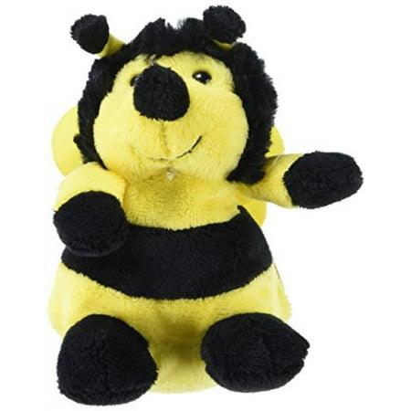 Plush Bumblebee Beanie Bean Filled Plush Stuffed Animal