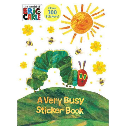 A Very Busy Sticker Book