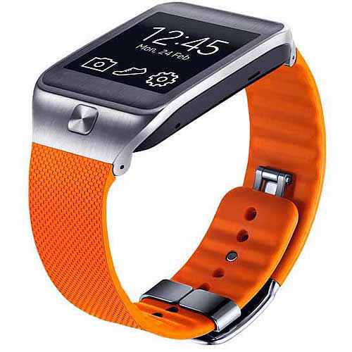 Samsung Gear 2 Band, Orange