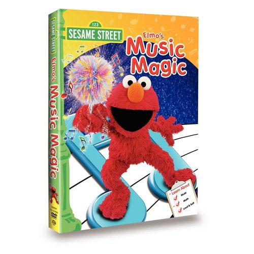 Sesame Street: Elmo's Music Magic (Full Frame) by Sesame Street