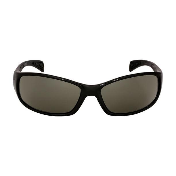 Kenneth Cole Reaction Plastic Frame Green Lens Men's Sunglasses KC1058000BR