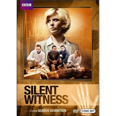 Silent Witness  The Complete 17Th Season