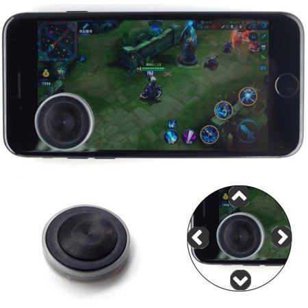Mobile Phone Game Joystick Rocker Touch Screen Joypad For Iphone Ipad  Android Mobile Phone