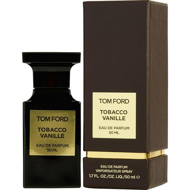 Tom Ford Tobacco Vanille Unisex Eau De Parfum Spray 1 7 Oz By Tom Ford Tobacco Vanille Walmart Com Walmart Com