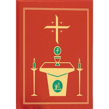 Roman Missal (Chapel Edition) (Hardcover)