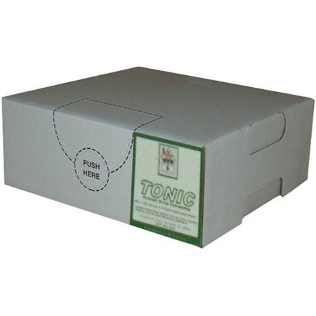 Willtec Tonic Bag In Box Soda Syrup 1 Gal Twin Pack ()