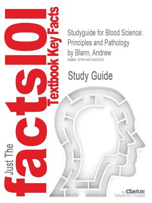 Blood Science: Principles and Pathology