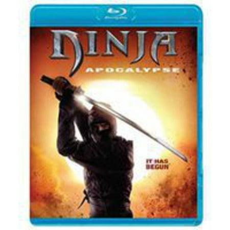 Ninja Apocalypse (Blu-ray)