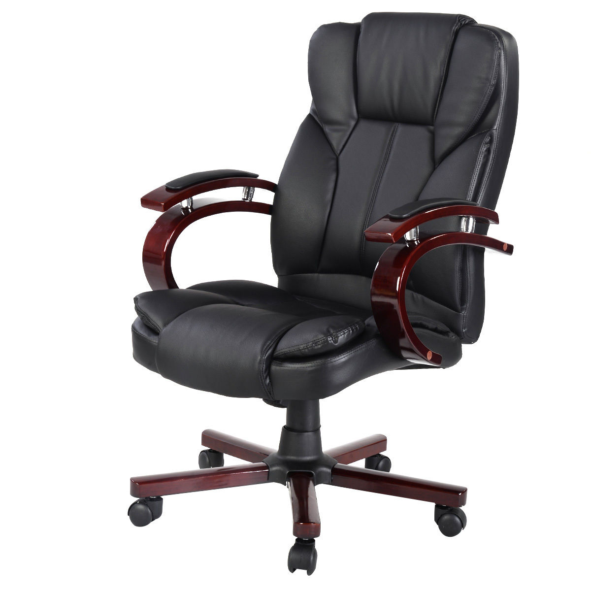 Costway Ergonomic Desk Task Office Chair High Back Executive Computer New Style  sc 1 st  Walmart & Costway Ergonomic Desk Task Office Chair High Back Executive ...