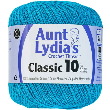 Aunt Lydia's Crochet Cotton for $<!---->