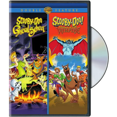 Scooby-Doo & Ghoul School / Legend Of Vampire - Scooby Doo Happy Halloween Full Movie