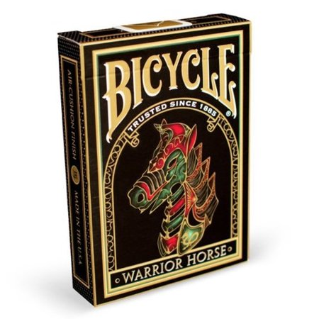 Bicycle Warrior Horse Collectible Playing Cards - 1 Sealed Deck #1027282