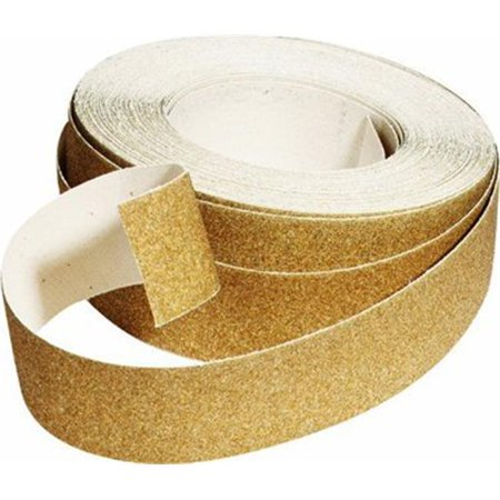 Part 80000 1-1/2X25Yd 120G Plumber Roll, by United Abrasives, Single Item, -