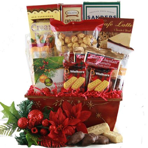 Seasons Best Christmas Gift Basket