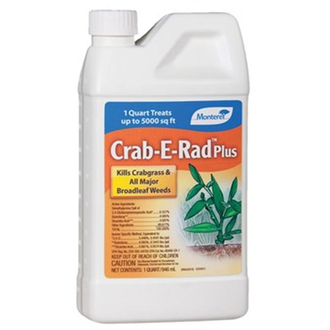 Lawn and Garden Products LG 5204 Crab-E-Rad Plus, 32 oz.