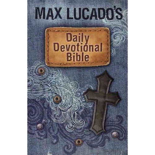 Max Lucado's Daily Devotional Bible: Everyday Encouragement for Young Readers: International Children's Bible