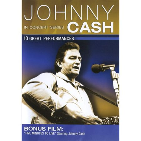 Pearl Concert Series - In Concert Series: Johnny Cash