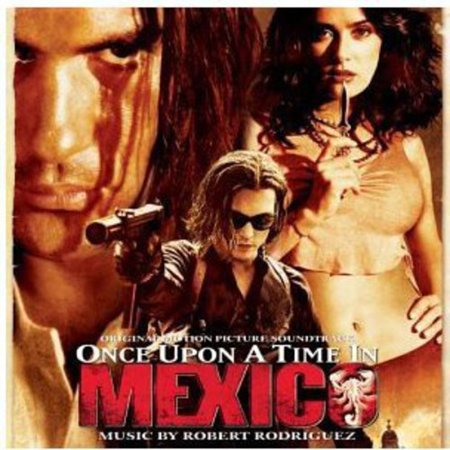 Various Artists - Once Upon a Time in Mexico [Original Motion Picture Soundtrack] [CD]