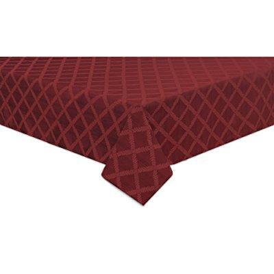Amazon.com: Lenox Laurel Leaf 70x144 Oblong Tablecloth