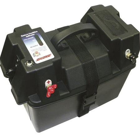 Deluxe Marine (Unified Marine Deluxe Power Station Battery Box)