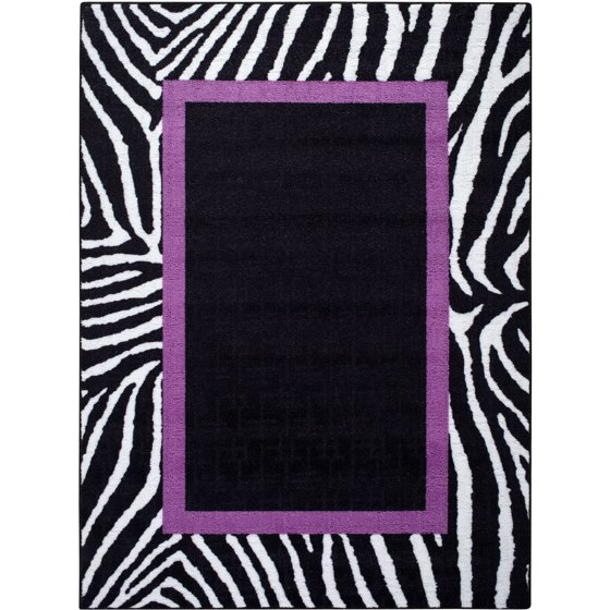 Walmart Purple Rug: Product