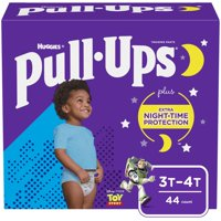 Pull-Ups Boys' Night-Time Potty Training Pants (Choose Size & Count)