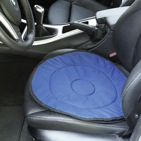 swivel seat cushion 15 blue. Black Bedroom Furniture Sets. Home Design Ideas