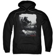 Sleepy Hollow Foggy Night Mens Pullover Hoodie