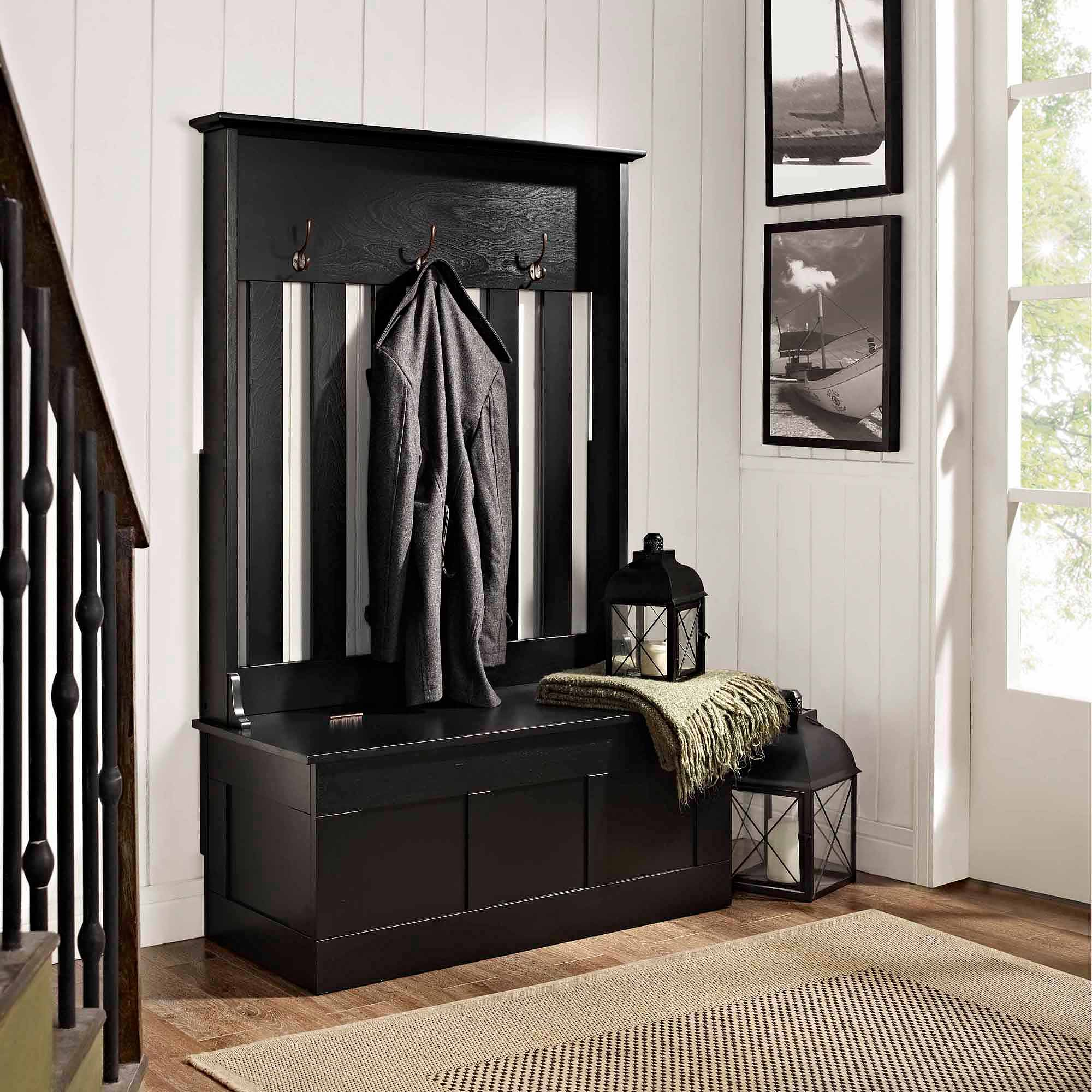 Crosley Furniture Ogden Entryway Storage Bench