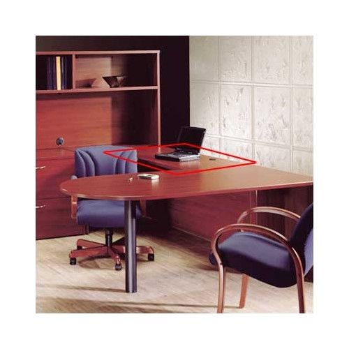 High Point Furniture Hyperwork 29'' H x 48'' W Desk Bridge