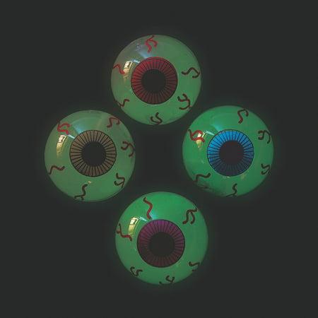 Fun Express - Gid Eyeball Slime for Halloween - Toys - Active Play - Dough & Putty & Slime Toys - Halloween - 12 - Halloween Slime