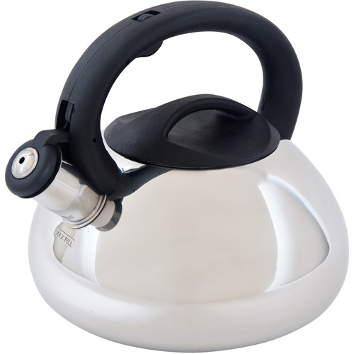 Mr. Coffee Harpwell 2 qt Whistling Tea Kettle, 74265.02