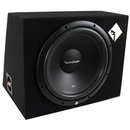New Rockford Fosgate R1-1X12 12