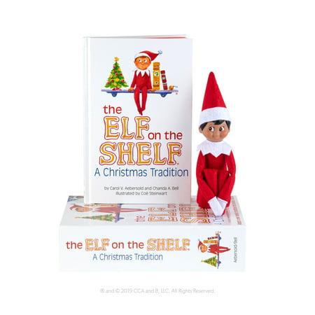 The Elf on the Shelf Boy Light (Letter From Elf On Shelf To Child)