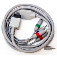 Component AV Cable for Nintendo Wii and Wii U to HDTV