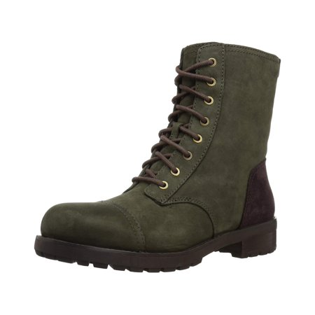 Ugg Australia Womens Kilmer Suede Round Toe Mid-Calf Combat Boots ()