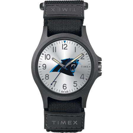 Timex - NFL Tribute Collection Pride Men's Watch, Carolina Panthers (Panthers Sports Watch)