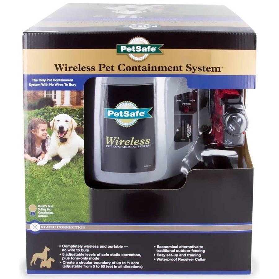 walmart wireless pet fence